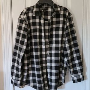 Angelique plaid shirt